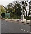 ST1982 : War Memorial, Lisvane, Cardiff by Jaggery