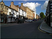 NY6820 : High street in Appleby by Rob Purvis