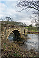 SE0557 : Barden Bridge by Ian Capper