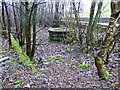 NS5675 : Craigmaddie Reservoir, Scour Shaft 2 by Thomas Nugent