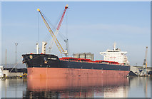 J3576 : The 'AP Argosy' at Belfast by Rossographer