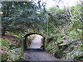 SE0938 : Pedestrian subway on the St Ives Estate by Stephen Craven