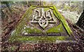 NH5155 : Ukrainian Tryzub Monument by valenta