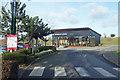 SP6204 : Starbucks Drive Thru, Oxford Services by Des Blenkinsopp