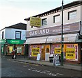 SJ9494 : Oaklands Closing Down by Gerald England