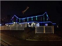 TQ1785 : Pub on Harrow Road,  Wembley by David Howard