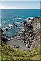 SW6912 : Holseer Cove by Ian Capper