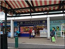 SJ9400 : Alan Warwick Butchers by John M