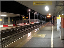 SD8402 : Crumpsall Metrolink Station (January 2018) by David Dixon