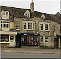 SP2512 : Sue Ryder charity shop, 82 High Street, Burford by Jaggery