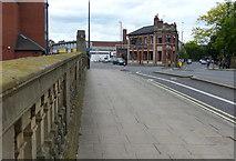 SK3536 : Derwent Street in Derby by Mat Fascione