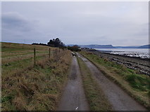 NH7149 : Track east of Alturlie Point by Alpin Stewart