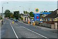 H1394 : Topaz Filling Station, Donegal Road, Ballybofey by David Dixon