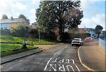 SX4556 : Off Wolseley Rd by N Chadwick