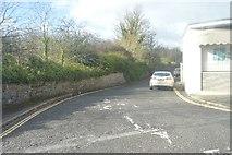 SX4458 : Off Wolseley Rd by N Chadwick