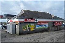 SX4159 : Spar by N Chadwick
