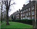 TQ2987 : Hornsey Lane Estate by Julian Osley