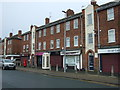 TA0929 : Shops on Caroline Street, Hull by JThomas