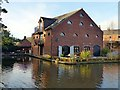 SK4430 : Soresby's Warehouse, Shardlow by Alan Murray-Rust