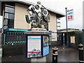 SP0687 : Clockwork artwork, Vyse Street, Birmingham by Jaggery