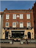 SP5206 : The Angel & Greyhound on St Clements by Steve Daniels