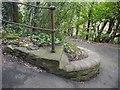 ST5673 : Bristol, Clifton, Zigzag Path by Brian Westlake