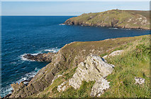 SW3531 : Cape Cornwall by Ian Capper