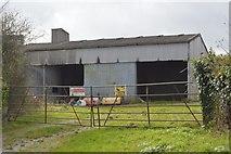SX4061 : Cross Park Farm by N Chadwick