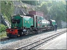 SH4862 : Beyer Garratt number 138 at Caernarfon in 2007 by Richard Hoare