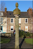 NX4355 : Monument, Wigtown by Billy McCrorie