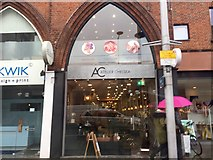 TQ2677 : Chelsea shops by Alan Hughes