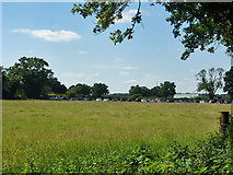TL6801 : Overspill car park, Margaretting Tye by Robin Webster