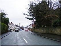 SO9096 : Chetwynd Road  by Gordon Griffiths