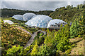 SX0554 : Eden Project Biomes by Ian Capper