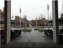 SE1632 : Bradford City Park by Stephen Armstrong