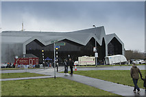 NS5566 : The Riverside Museum by Malcolm Neal
