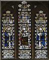 SK9153 : Window N.III,  St Helen's church, Brant Broughton by Julian P Guffogg