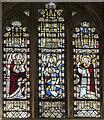 SK9153 : Window N.IV,  St Helen's church, Brant Broughton by Julian P Guffogg