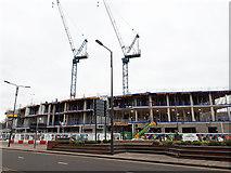 SE3033 : New Leeds City College site, Regent Street by Stephen Craven