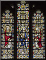 SK9153 : Window S.III,  St Helen's church, Brant Broughton by Julian P Guffogg