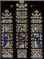 SK9153 : Window S.II,  St Helen's church, Brant Broughton by Julian P Guffogg