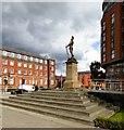 SJ8298 : Lancashire Fusiliers Memorial by Gerald England