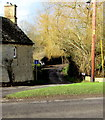 SP2513 : Upper End, Fulbrook, West Oxfordshire by Jaggery