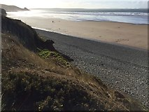 SM8520 : Newgale Sands by Alan Hughes