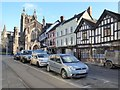 SO5039 : King Street, Hereford by Philip Halling