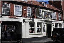 SK7954 : Old Kings Arms, 19 Kirk Gate, Newark by Jo Turner