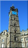 NS5964 : Tolbooth Steeple by Richard Sutcliffe