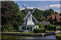 TG3416 : Horning Ferry Drainage Mill by Ian Capper