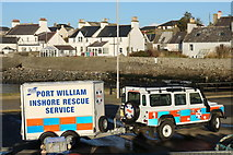 NX3343 : Port William Inshore Rescue Service by Billy McCrorie