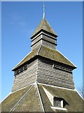 SO3958 : Pembridge Bell Tower by Philip Halling